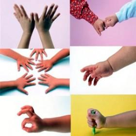 Ігри для дошкільнят пальчикові ігри